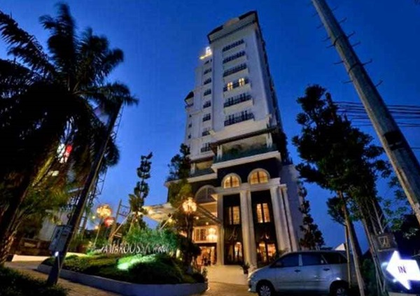 alamat hotel bintang 5: Alamat hotel bintang 5 di bogor whiz prime hotel pajajaran bogor